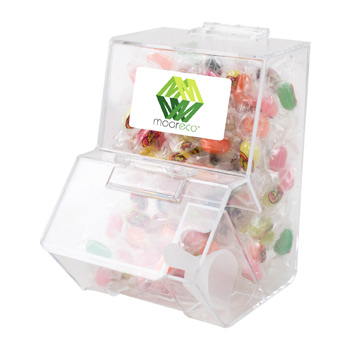 Candy Dispenser with Jelly Beans