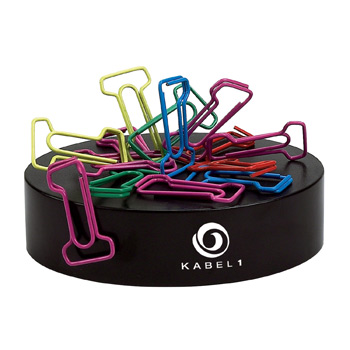 #1 Clipsters Multi-Color w/Black base